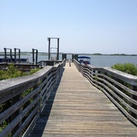 Photo taken at Hammocks Beach State Park by Elaine F. on 7/3/2012