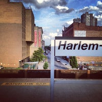 Photo taken at Metro North - Harlem - 125th Street Station by John A. on 7/27/2012