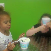 Photo taken at Sweet Frog Smith Mountain Lake by Stacy N. on 3/18/2012