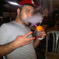 Photo taken at Legendary Shisha by Mus L. on 3/11/2012