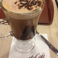Photo taken at McCafé by Juliano F. on 7/8/2012