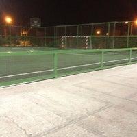 Photo taken at Complejo Deportivo Y Recreativo FCAB by Ibar alexis a. on 8/6/2012