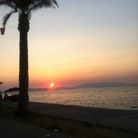 8/27/2012 tarihinde Burak O.ziyaretçi tarafından Güzelbahçe Sahili'de çekilen fotoğraf