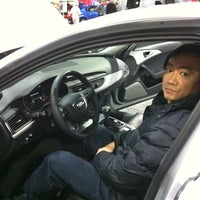 Photo taken at Pittsburgh Auto Show by Sangbeom L. on 2/20/2012