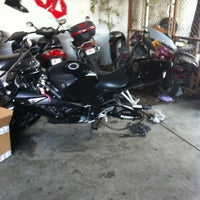 Photo taken at Eliseo Cisneros Motorsports by M1k3 R. on 8/4/2012