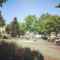 Photo taken at Sebastopol plaza by Parker D. on 7/14/2012