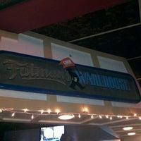 Photo taken at Fatmans warehouse by Jennifer D. on 7/21/2012