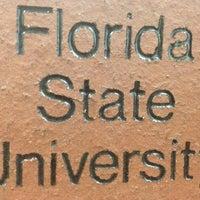 Photo taken at Florida State University by Juan E. on 2/20/2012