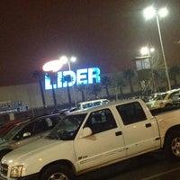 Photo taken at Hiper Lider by Muerto G. on 6/10/2012