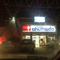 Photo taken at Farmacias Ahumada by Marcelo C. on 7/6/2012