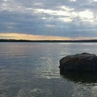 Снимок сделан в Torpanranta пользователем Jari A. 7/14/2012