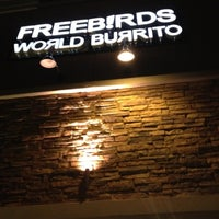 Photo taken at Freebirds World Burrito by Joey B. on 9/9/2012