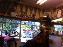 Frontier Barber Shop
