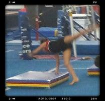 Precision Gymnastics  and  Tumbling