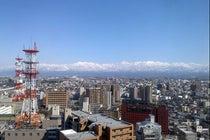 富山市市役所展望塔
