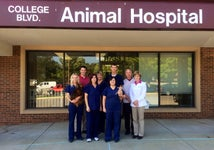College Boulevard Animal Hospital