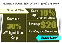 Residential locksmith Denver