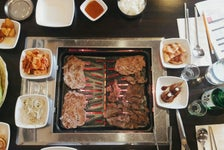Moon Korean BBQ