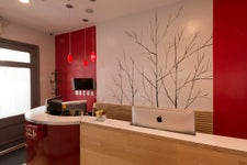 Red and White Spa
