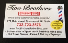 Two Brother Barber Shop