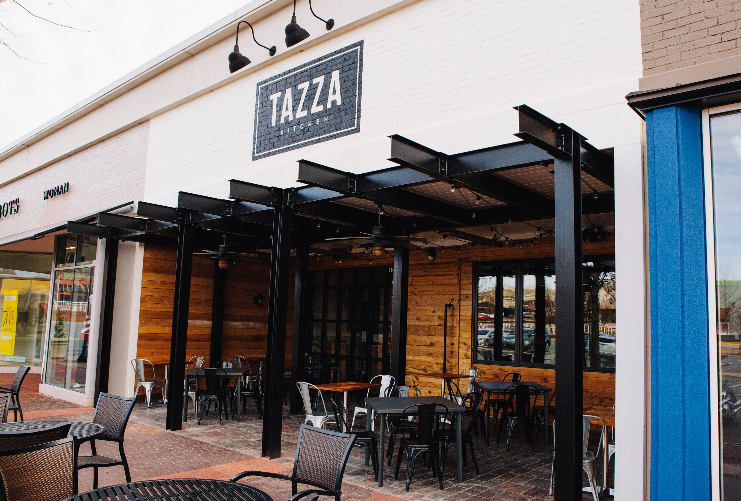 Tazza Kitchen Cameron Village at 432 Woodburn Rd (Cameron Street ...