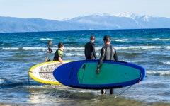 Adrift Tahoe