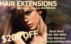 Lacy Shirley Freelance Hairstylist