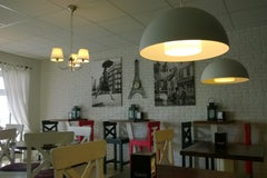 Макаронс - Кофейня