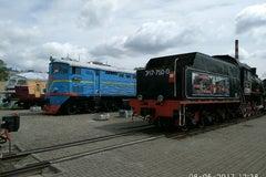 Брестский музей железнодорожной техники - Музей