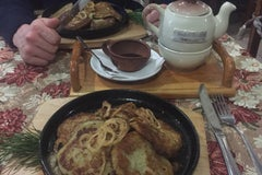 Трактиръ на Парковой - Ресторан