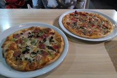 Пицца Смайл / Pizza Smile на Партизанском - Пиццерия