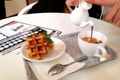 Морже - Кафе-мороженое