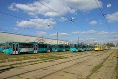 Трамвайный парк - Трамвайный парк