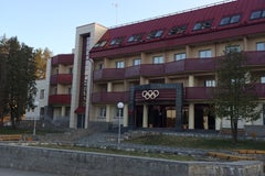 Стайки - Олимпийский комплекс