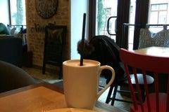 Кофейня в доме Хона Пика - Кофейня