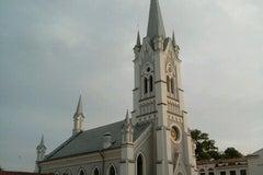 Евангелическо-Лютеранская кирха святого Иоанна - Церковь