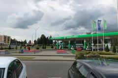 Белоруснефть, АЗС №11 в Мяделе - АЗС