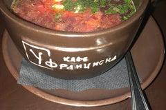 У Франциска - Ресторан белорусской кухни