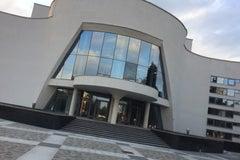 Гродненская областная филармония - Концертная площадка