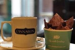 Синнабон / Cinnabon - Кафе-пекарня