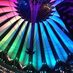 Photo of Sony Center in Berlin, , DE