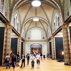 Photo of Rijksmuseum in Amsterdam, No, NL