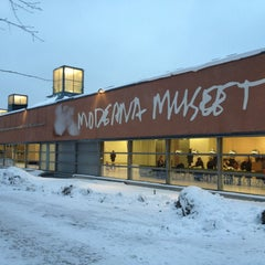 Photo of Moderna Museet in Stockholm, , SE