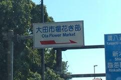 大田市場花き部