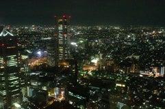 東京都庁 南展望室