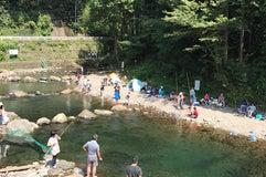 秋川国際ます釣場