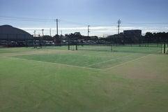 白子町テニスコート