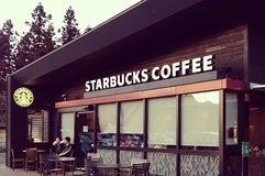 Starbucks Coffee 横川SA(上り線)店