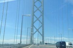 明石海峡大橋 塔頂部