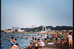 鰺ヶ沢海水浴場